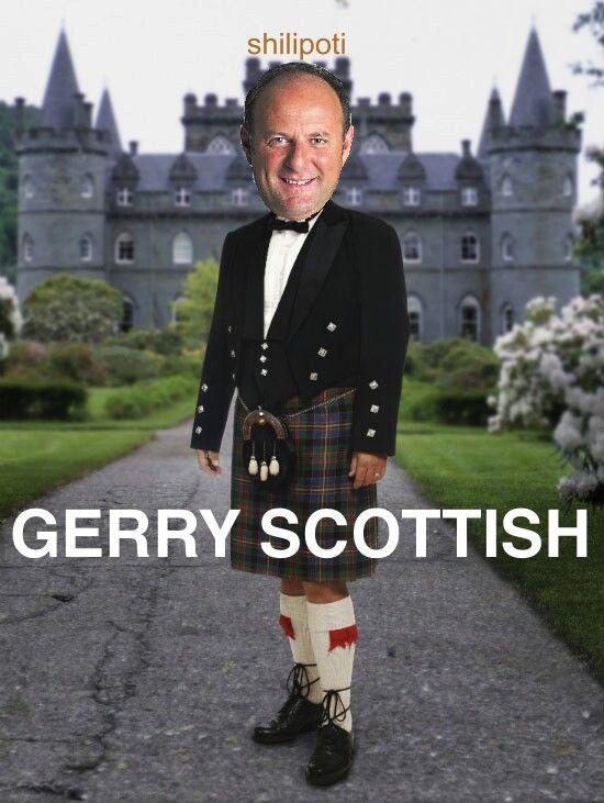 Gerry Scottish