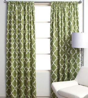 Mimosa Panels - contemporary - curtains -  - by Z Gallerie
