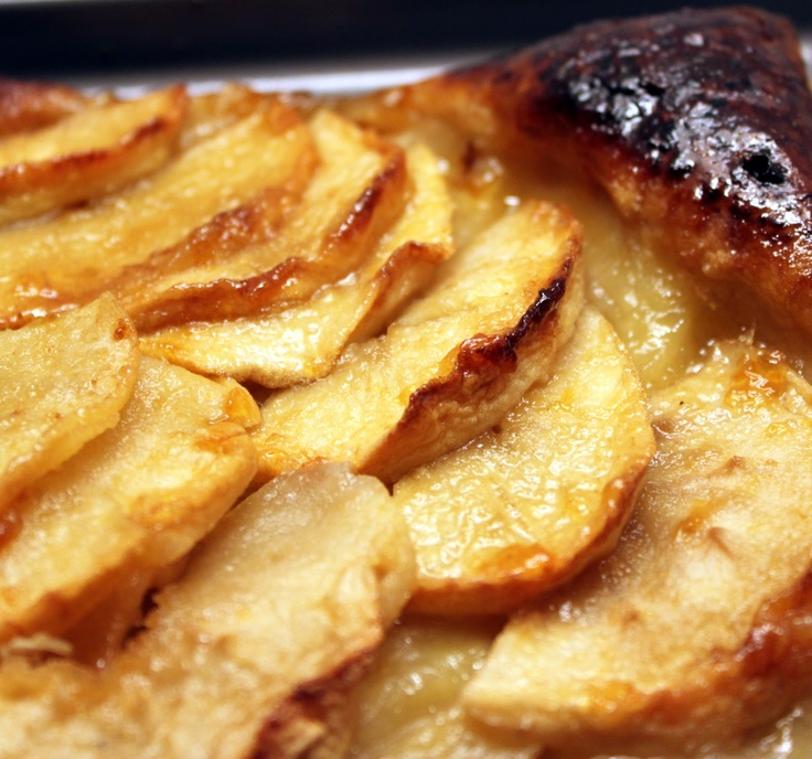 quick and easy french apple tart | Good grub 4 my piehole~Sweet Tooth ...
