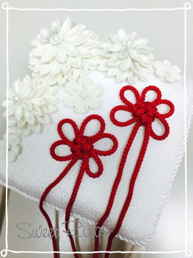 神前式にリングピローを♡ |Sweet Rings|Ameba (アメーバ)