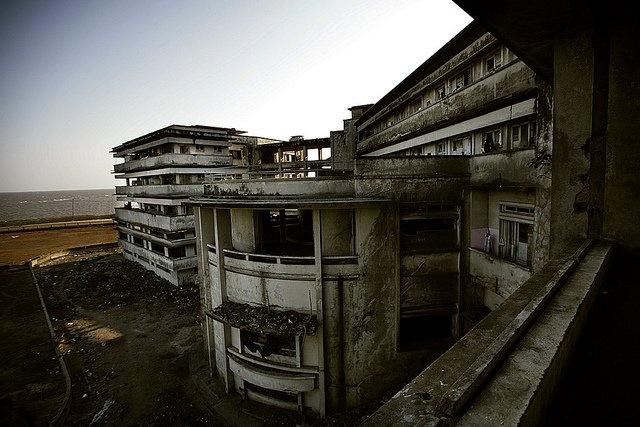 Grande Hotel, Beira, Mozambique