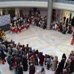 """Carrefour Bursa Alışveriş Merkezi, 23 Nisan'da Tüm Ziyaretçilerine """"Artırılmış Gerçeklik """" Deneyimi Yaşattı http://weekly.com.tr/?p=16113"""