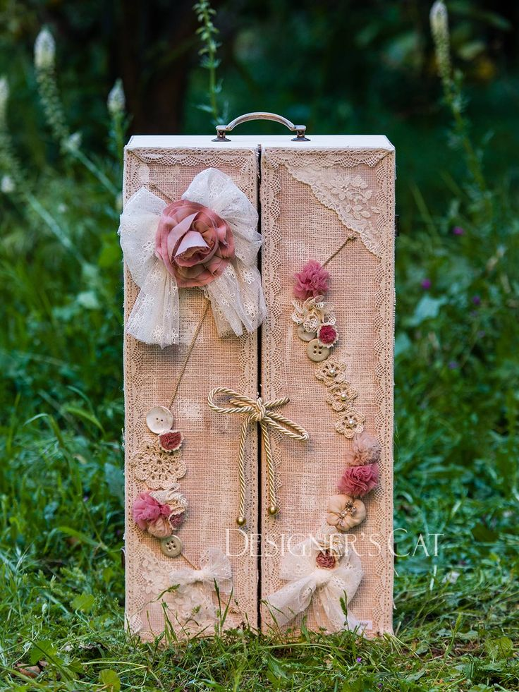 des.SHOPHIE #χειροποίητο #κουτίβάπτισης #Handmade #christening #box of natural birch wood #vaptisi #βαπτιση #designerscat
