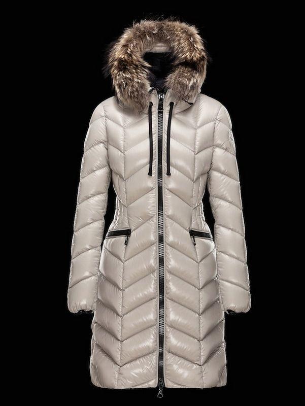 2015 16 Femme Moncler Doudoune Manteau the relloy vente - blanc ... 1cdd361e1df