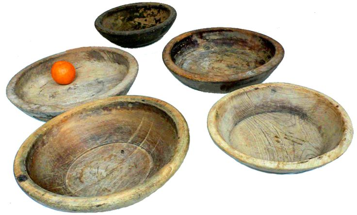 Old moroccan bowl made from Olive-tree kira-cph.com
