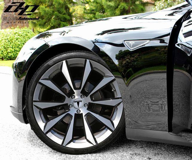 tesla model s колеса 19