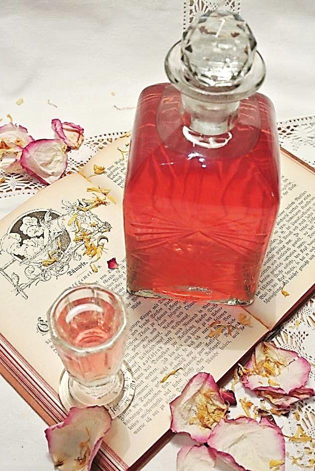 Lebensfreude Blütenwein
