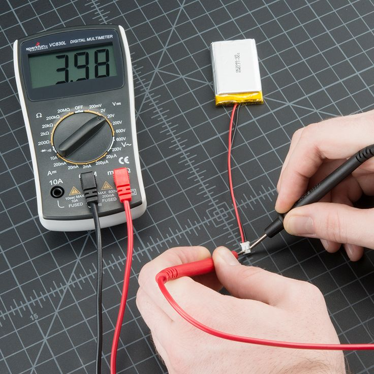 How to Use a Multimeter (With images) Electronics