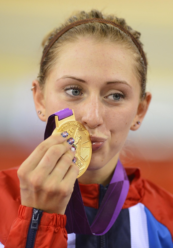 laura trott, cycling
