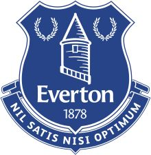 Everton FC logo.svg  See all Premier League clubs' social media profiles in the keebits App.   Get the app on www.keebits.com