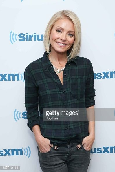 ♦♦♦Kelly Ripa♦♦♦ News Photo : Kelly Ripa visits at SiriusXM Studios on November...