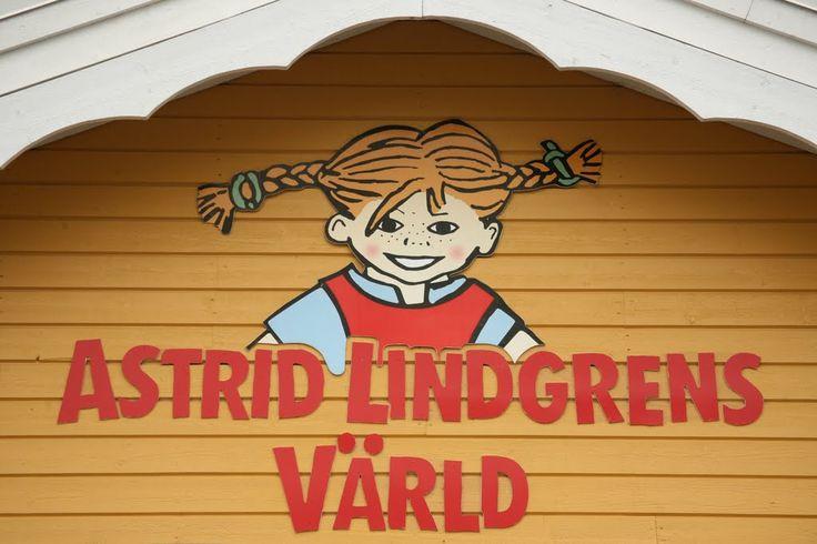astrid lindgrens värld vimmerby   Panoramio - Photo of Astrid Lindgrens Värld, Vimmerby, Småland ...