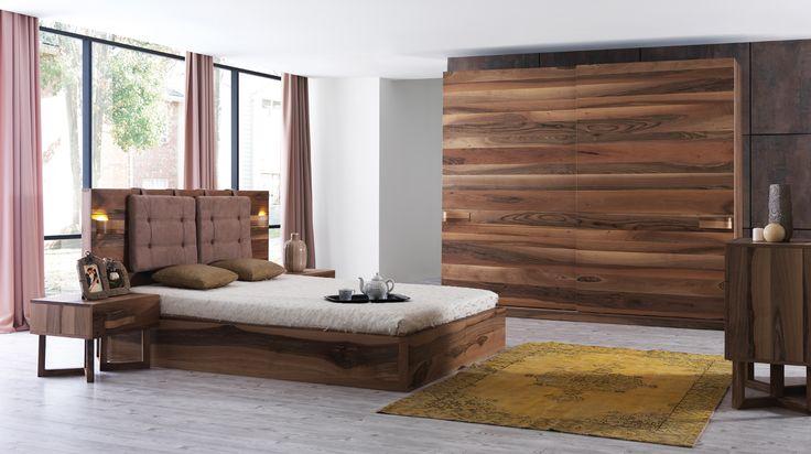 Infinity Yatak Odası   Decorall Mobilya Silivri İstanbul