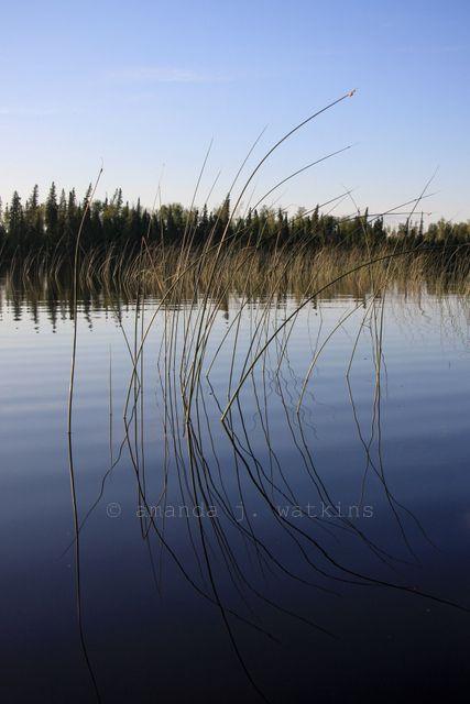 wildly simple: Northern Ontario kayaking