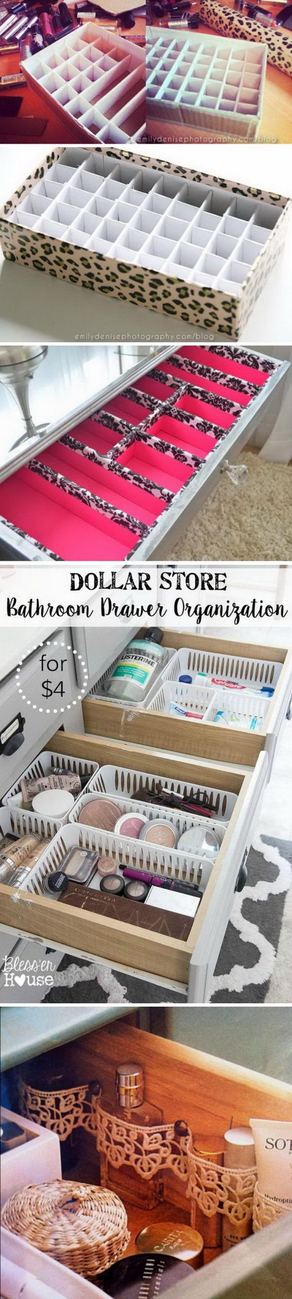 Awesome Makeup Storage Designs and DIY Ideas For Girls