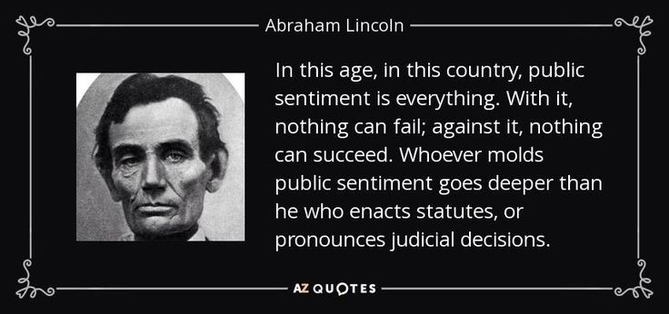 Congresswoman Anna Eshoo referenced this quote from Abraham Lincoln at last weekend's Town Hall meeting. Very apropos. 💬