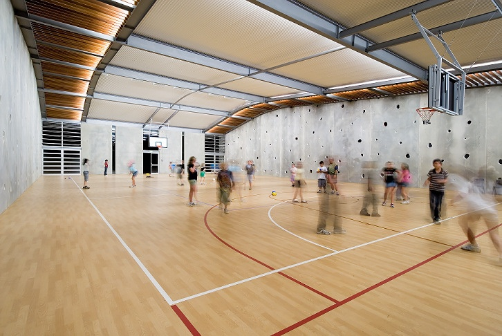 Ritek Custom Roof System The Berry Sport and Recreation Centre, NSW