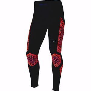 NIKE SWIFT MEN'S RUNNING TIGHTS WAS $140 LARGE #musculacao #fisiculturismo