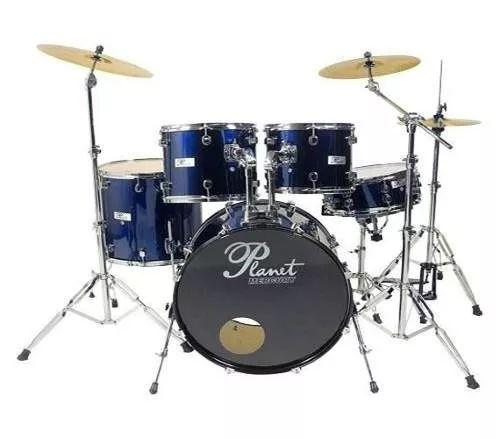 bateria instrumento musical planet mercury profissional