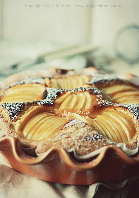Torta di mele  - Copyright 2013 Sarah Brunella