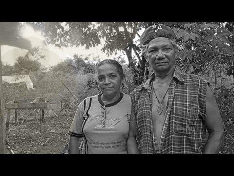 José Claudio Ribeiro e Maria do Espírito Santo, dois ativistas brasileiros assassinados em 24 de maio do ano passado ao tentarem proteger a Amazônia do desflorestamento na cidade de Nova Ipixuna, no estado do Pará, onde viviam.