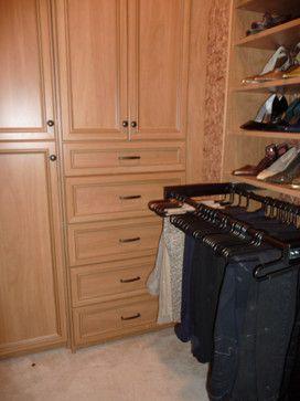 Closet Accessories contemporary-closet/ broekhanger