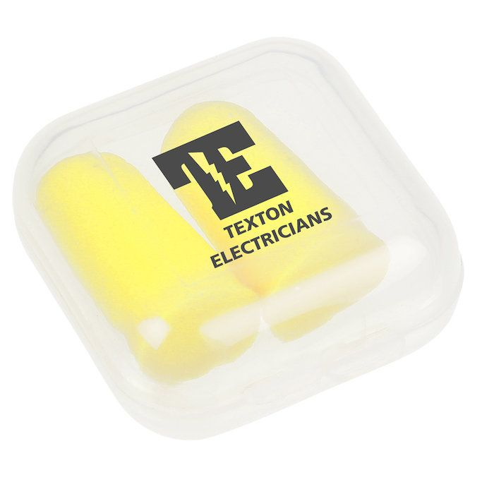 These custom ear plugs tune out the competition right away – 24HR!