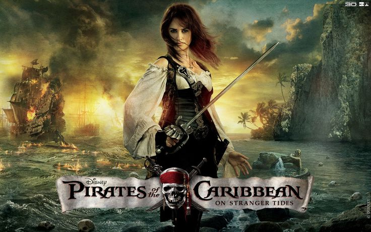 Angelica - Pirates of the Caribbean Wallpaper (30843159) - Fanpop