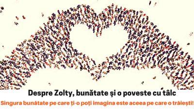 Despre Zolty, bunătate şi o poveste cu tâlc  | diane.ro
