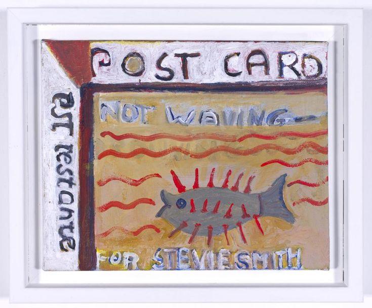 Postcard for Stevie Smith   Milani Gallery Madonna Staunton