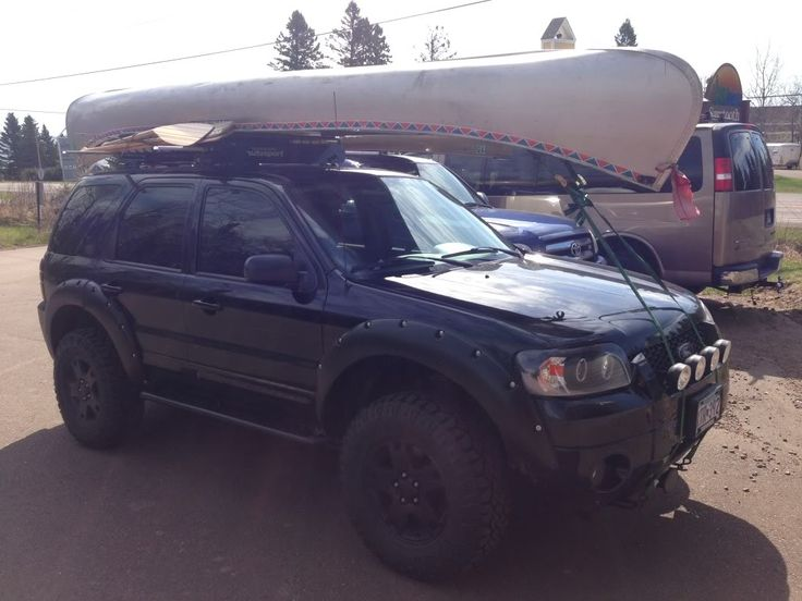 """Any cool escape mods? - Page 2 - Ford Explorer & Ranger Resource """"Serious Explorations""""®"""