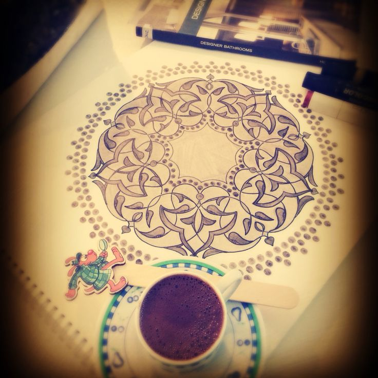 Tasarım-design -tezhip. Handmade/ design
