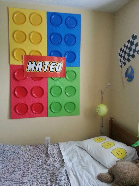 Lego Wall Decor 211 best lego room decor images on pinterest | lego room decor