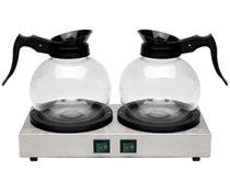 Semak CP001 Flat Coffee Pot Warmer http://www.hoskit.com.au/Kitchen-Equipment/Coffee-Machine/