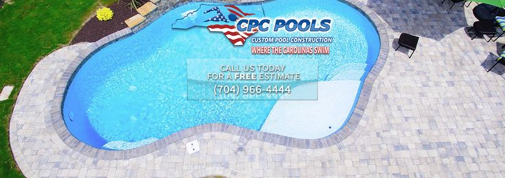 Professional Inground Concrete Pool Installation Services in Denver North Carolina Is Offered By Carolina Pool Consultants