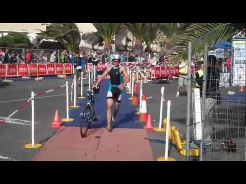 Lanzarote, one of the best Triathlon venues on this planet
