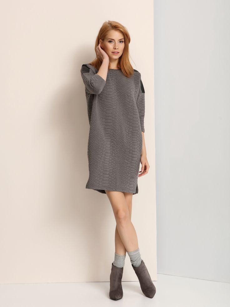 Tuniki damskie - wygodne, modne, sportowe i na co dzień. Sklep TOP SECRET oferuje ubrania z kolekcji damskiej i męskiej w najlepszych cenach.