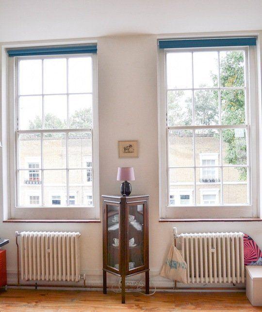 Marie & Ben's Scandinavian Chic Shoe Factory Apartment — House Tour | Apartment Therapy