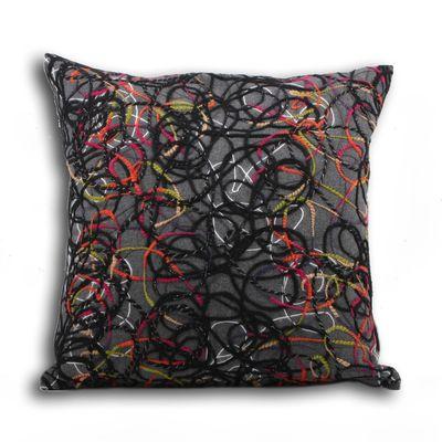 dwell - Multi strings cushion - £12.95