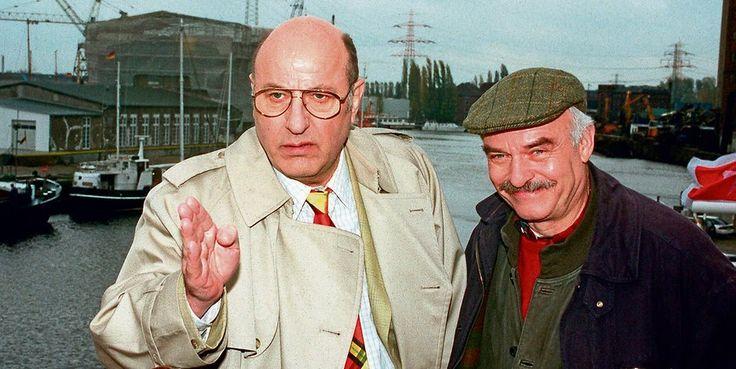 Manfred Krug und Charles Brauer.