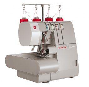 Macchina Tagliacuci Singer 14HD854 - Realizza un lavoro ben fatto, con bordi e finiture dai risultati eccezionali.