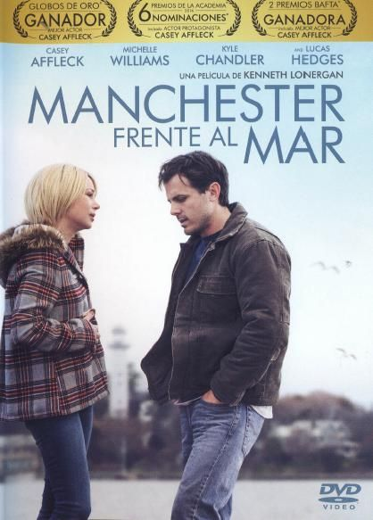 Manchester frente al mar [Vídeo (DVD)] / una película de Kenneth Lonergan