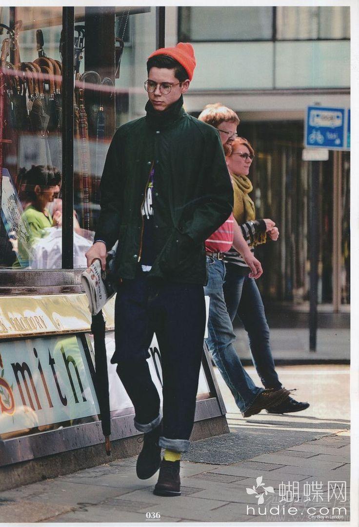 Popeye - City Boy in London