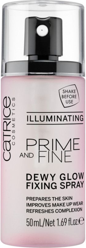 Catrice Prime And Effective Dewy Glow End Spray – Illuminating