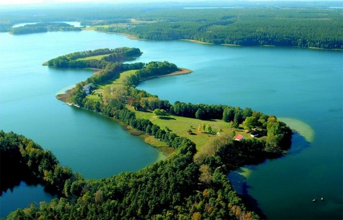 Poland/ Masurian Lake District