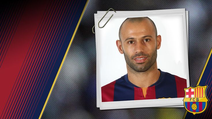 Javier Mascherano was presented as an FC Barcelona player on August 30, 2010 after the authoritative midfielder completed his move from Liverpool, where he had been established as a major star.