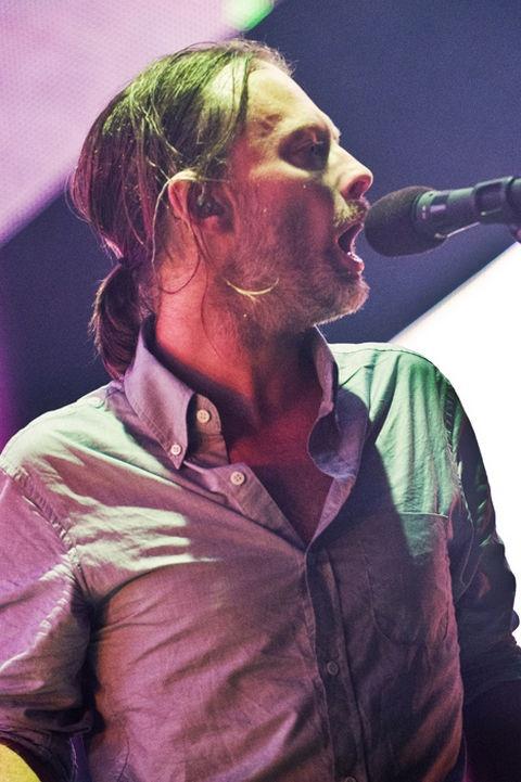 Thom Yorke--musical genius!