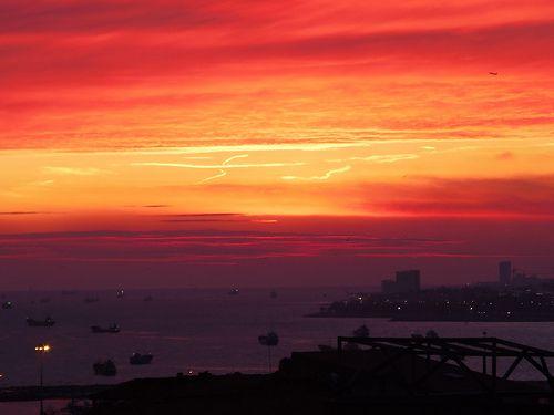 Sonnenuntergang am Marmarameer in Istanbul | Flickr - Photo Sharing!