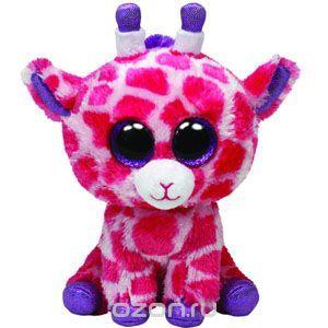 Мягкая игрушка Beanie Boos Жираф Twigs, 33 см