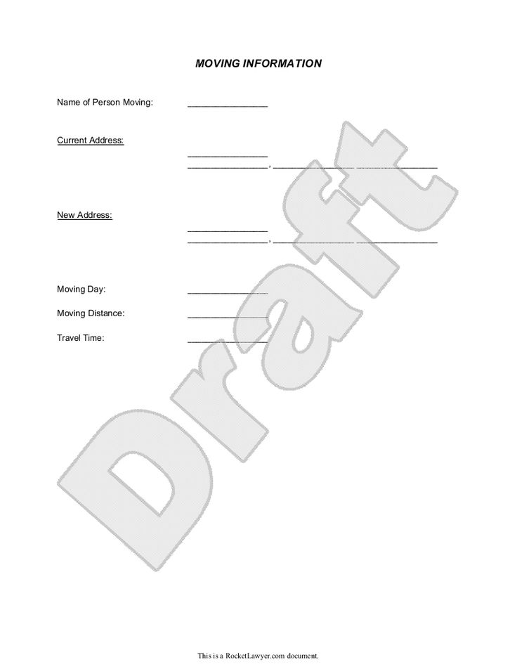 Notice of Change of Address Letter Form, Template dwarka sector - how to write a legal affidavit